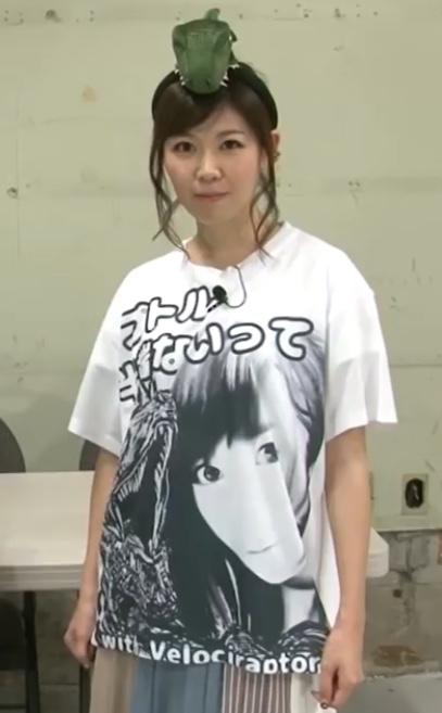 画像: ラプトル半端ないってTシャツ売れてます!