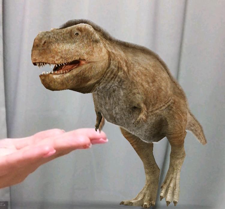 画像7: 期間限定、おっとっとが図鑑とコラボして恐竜に!食べながら楽しく遊んじゃおう!