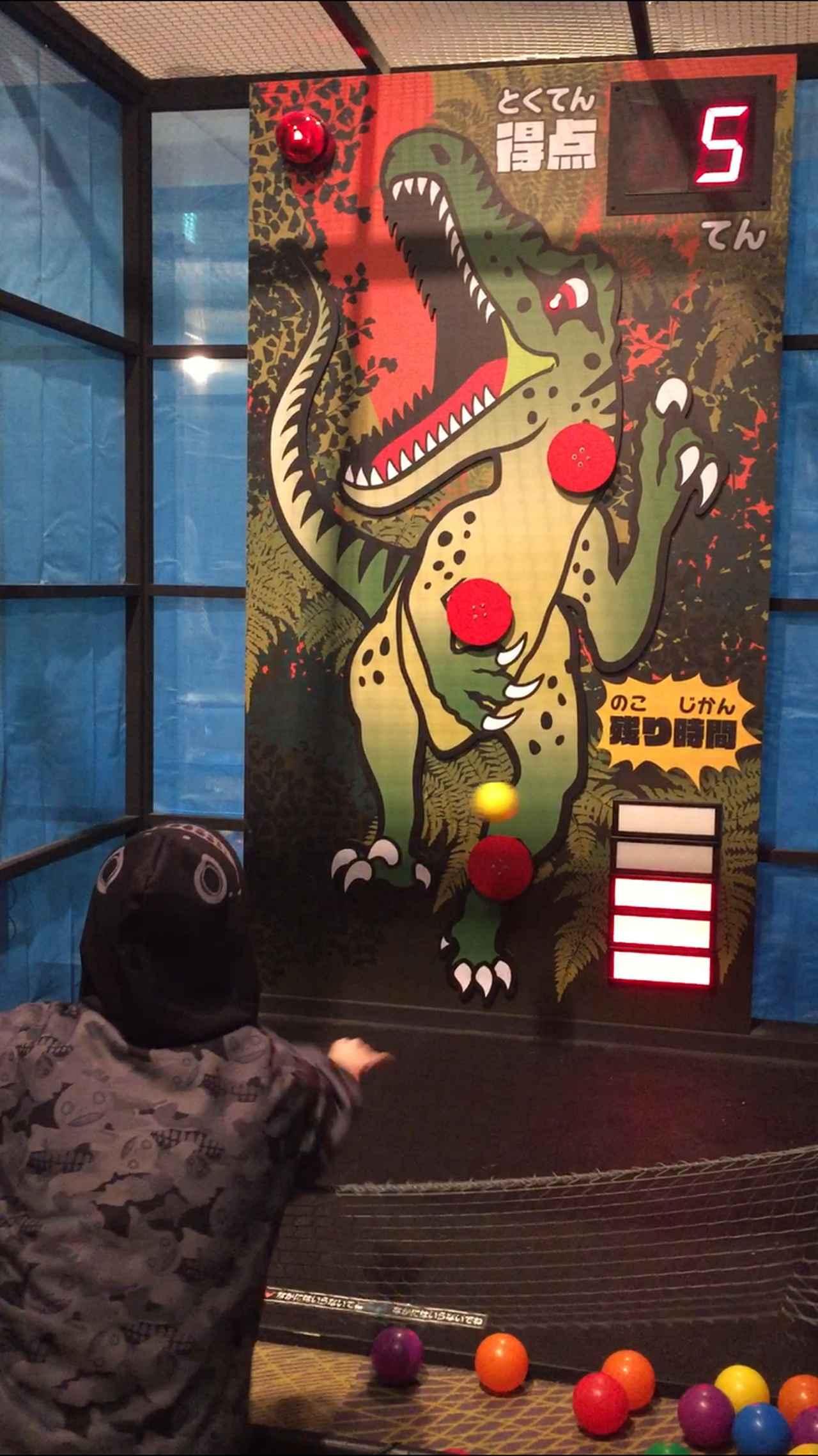 画像8: オービィ横浜のダイナソーパークは大人も全力で楽しめる!
