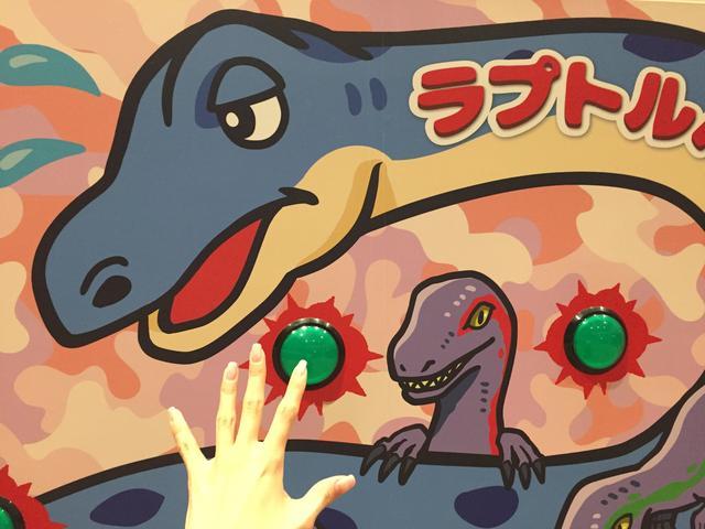 画像6: オービィ横浜のダイナソーパークは大人も全力で楽しめる!