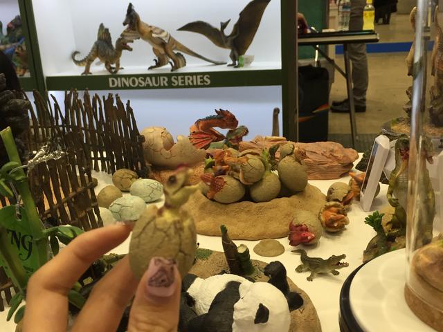 画像1: 東京おもちゃショー2019ボーイズ・トイ部門大賞を受賞したのはもちろん恐竜モノ!