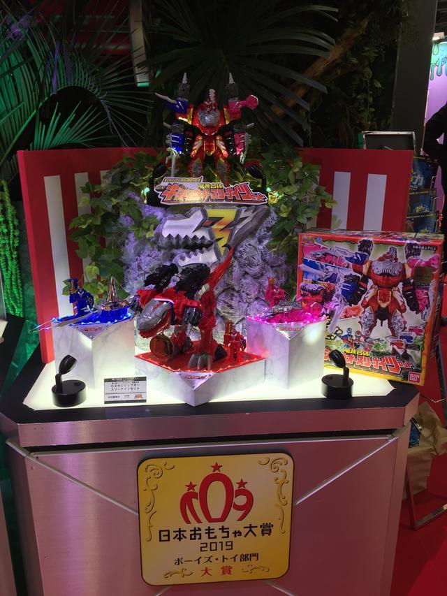 画像3: 東京おもちゃショー2019ボーイズ・トイ部門大賞を受賞したのはもちろん恐竜モノ!