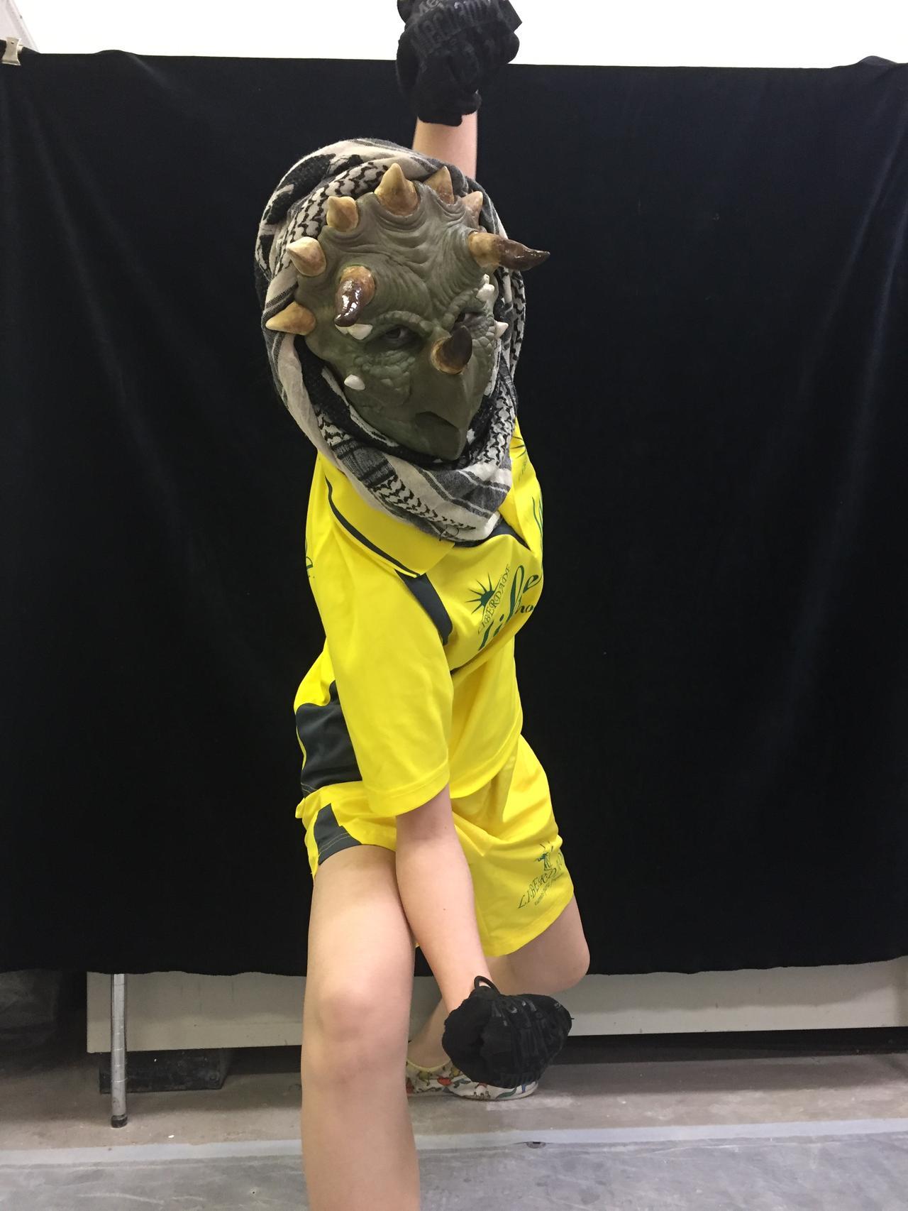 画像: トリケラトプス拳をマスターすれば無敵?!