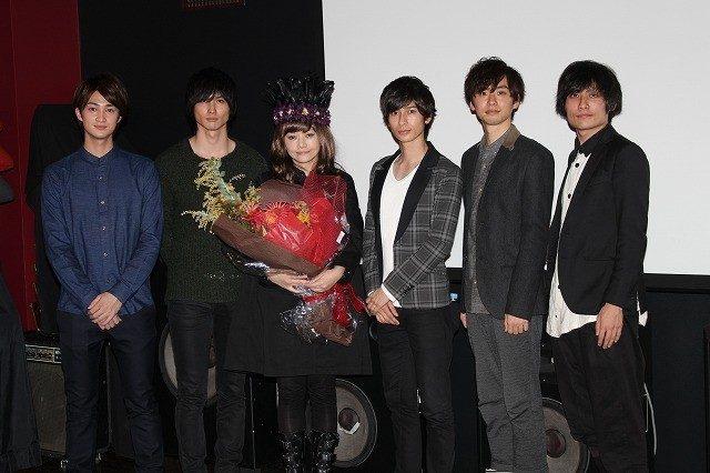 画像1: 広田レオナの二本目の監督作「お江戸のキャンディー」が完成。江戸で繰り広げられるBLの世界。