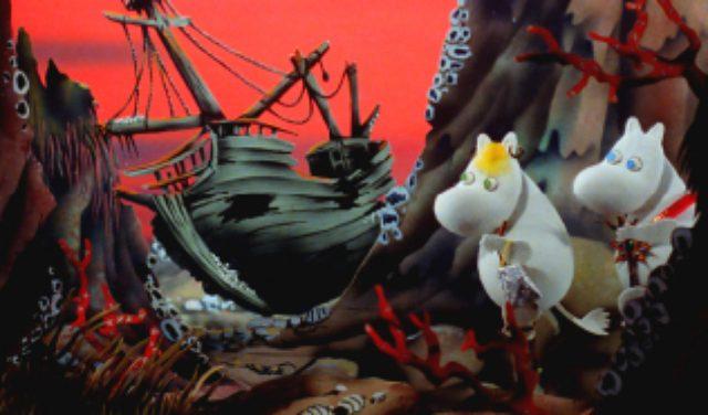 画像1: ムーミンの幻の作品『ムーミン谷の彗星』がやってくる。主題歌はビョーク!期間限定で主題歌MVが公開に!!!