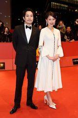 画像1: SABU監督『天の茶助』主演の松山ケンイチ、大野いとがベルリンレッドカーペットに登場