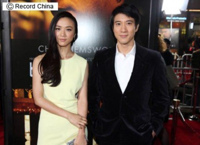 画像: マイケル・マン監督「ブラックハット」、ワン・リーホン(王力宏)、中国の女優タン・ウェイ(湯唯)が出席