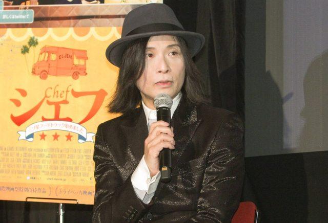 画像: 作家でミュージシャン、映画監督の辻仁成、息子の力で復活 !