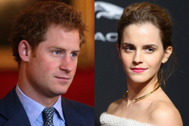 画像: ヘンリー王子がエマに急接近 エマ・ワトソンが英王室入り?