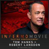 画像: ロン・ハワード監督『ダ・ヴィンチ・コード』シリーズ第3弾、『インフェルノ』製作開始。