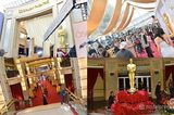 画像: 映画界最大の祭典「第87回アカデミー賞」授賞式が23日(日本時間)、米ロサンゼルスのドルビー・シアターにて開催!レッドカーペット会場リハ開始 テロ警戒強まる