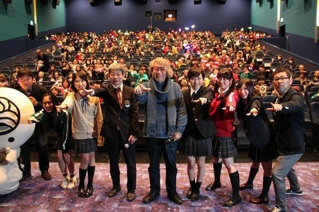 画像2: さぬき映画祭2015で、大林宣彦監督。ももクロ映画を絶賛。また尾道での映画への意欲を語った。