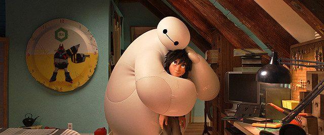 画像: アカデミー賞「ベイマックス」に長編アニメ賞!ディズニーが2年連続!「かぐや姫」は受賞ならず ---。
