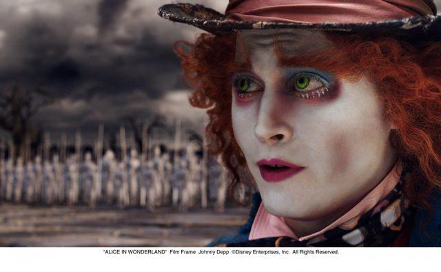 画像: ティム・バートン監督、ジョニー・デップ主演の映画『アリス・イン・ワンダーランド』全編生演奏のコンサート上映が決定!