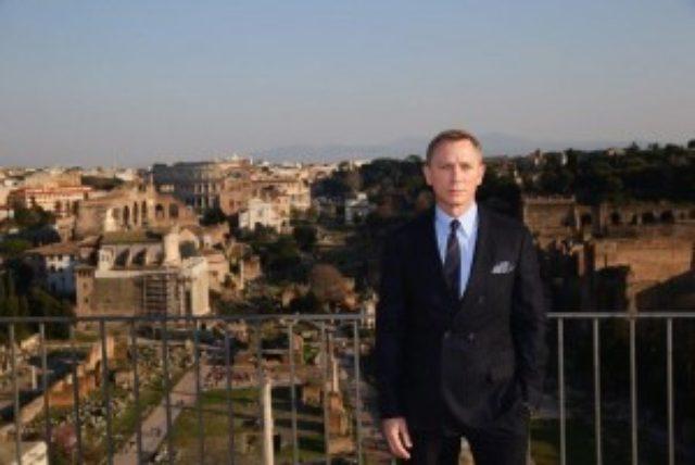 画像: 『007』新作、メイキング映像公開!!! ストーリーの一部が明らかに---。