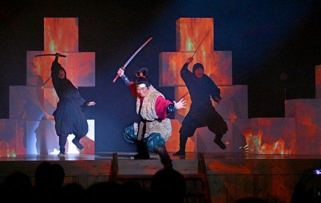 画像: 東映太秦映画村(京都市右京区)が、忍者関連のイベント!忍者人気にあやかる 外国人集客の目玉