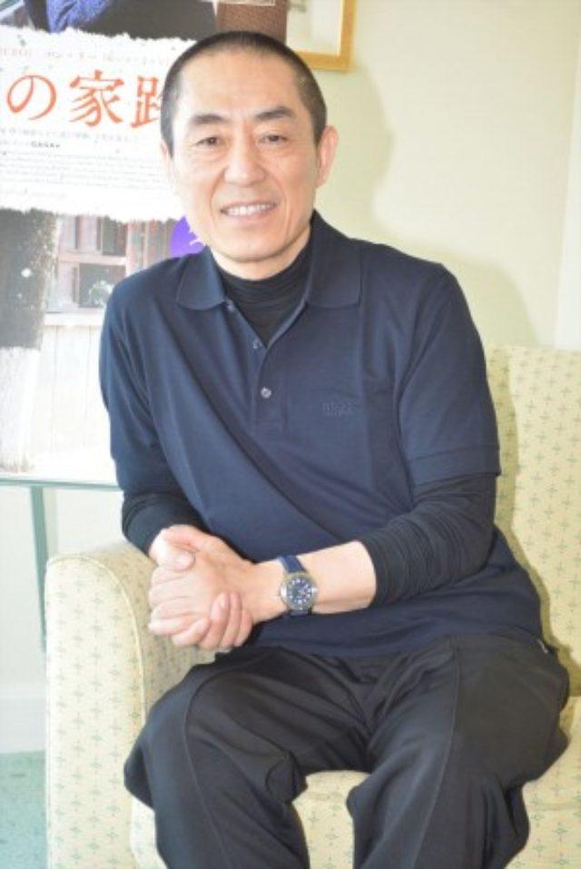 画像2: 『妻への家路』が日本公開の巨匠チャン・イーモウ監督。女優発掘のコツとハリウッド進出についても語った。
