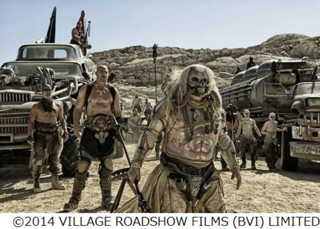 画像1: マッドマックスのラスボス出現、シリーズ最新作のシーン写真2点があらたに解禁。