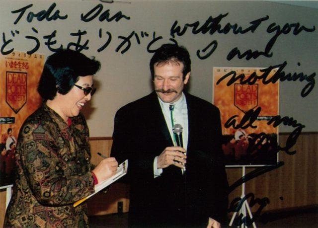 画像: ロビン・ウィリアムズさん「僕は人の笑いで生きている」…映画『ナイト ミュージアム/エジプト王の秘密』公開記念トークで、戸田奈津子が秘話明かす