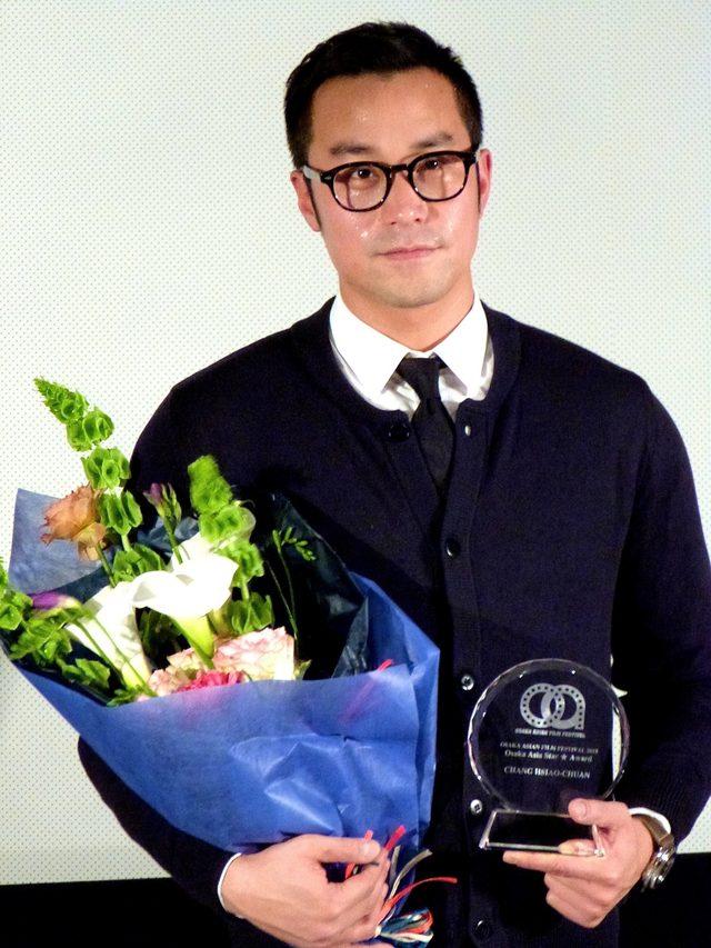 画像: 期待のイケメン台湾俳優チャン・シャオチュアン、オーサカAsiaスター★アワードの栄えある第1回目受賞者に!