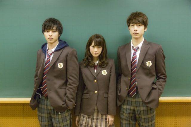 画像2: 桐谷美玲、山崎賢人、坂口健太郎が共演。『ヒロイン失格』の胸キュンシーン公開!
