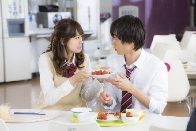 画像1: 桐谷美玲、山崎賢人、坂口健太郎が共演。『ヒロイン失格』の胸キュンシーン公開!