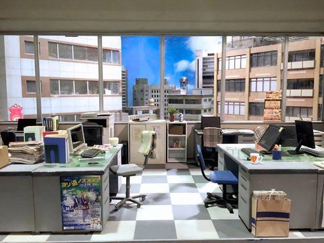 画像1: 京都文化博物館フィルムシアター、ヨリ道ノススメ。ウルトラマンで使われた特撮セットを、3月22日まで展示中!