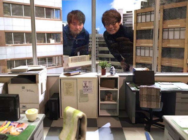 画像2: 京都文化博物館フィルムシアター、ヨリ道ノススメ。ウルトラマンで使われた特撮セットを、3月22日まで展示中!