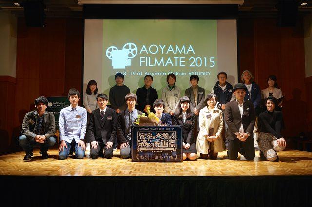 画像: 著名な映画業界のゲストとノミネート監督と受賞者