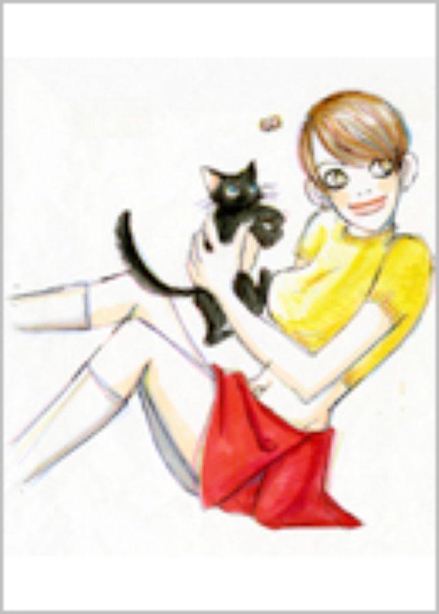 画像: 図版 『チワワちゃん』カバー原画 (C)岡崎京子/KADOKAWA