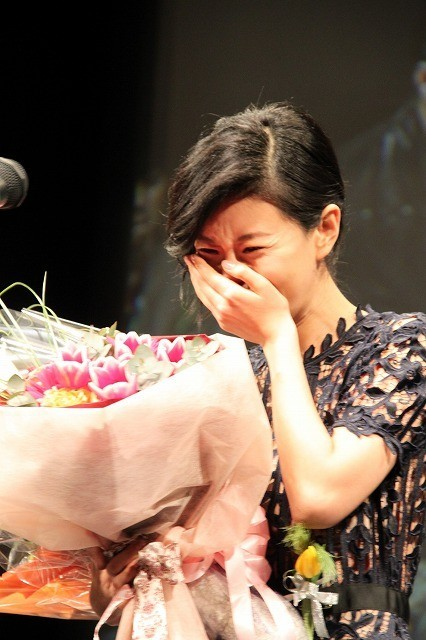 画像: 高崎映画祭の玄理 http://eiga.com/news/20150322/12/