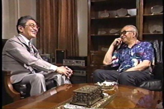 画像: 大島渚監督が黒澤明監督に聞く「映画づくりとは!?」