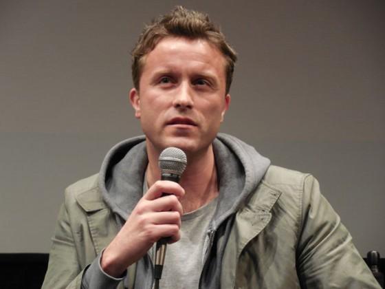 画像: スティーヴン・ライリー監督 http://www.cinematoday.jp/page/N0071989