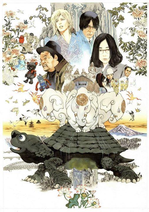 画像: ラブ&ピースポスタービジュアル https://www.facebook.com/love.peace.movie?fref=photo