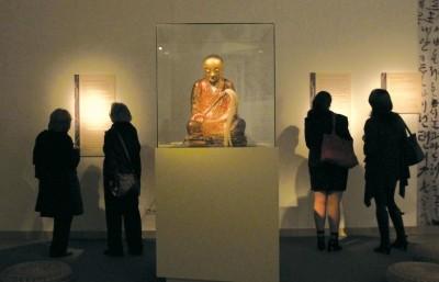 画像1: オランダで見つかった即身仏入り仏像、盗品と認定し返還要求へ―中国