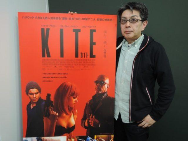 画像: 原作者・梅津泰臣氏 http://www.cinematoday.jp/page/N0072174