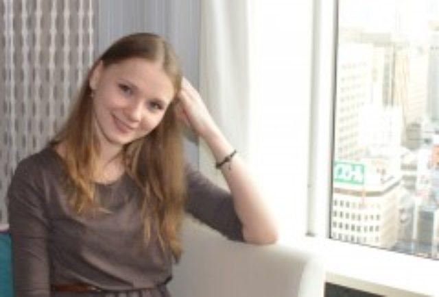 画像: 映画初出演にして体当たりの熱演を見せたヤナ・ノヴィコヴァ