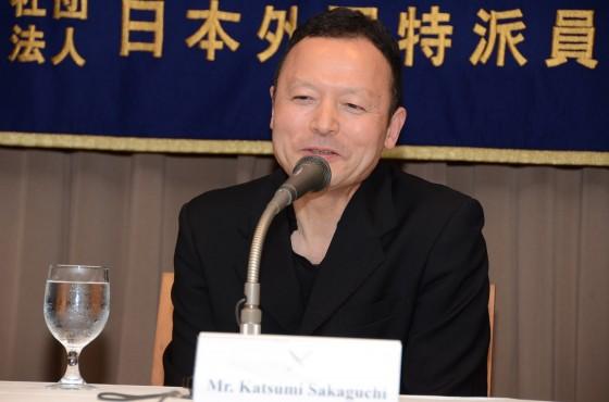 画像: 坂口香津美監督 http://www.cinematoday.jp/page/N0072284