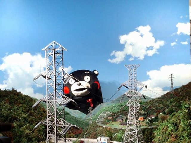 画像1: 熊本での開催が最後となる「館長庵野秀明 特撮博物館」が熊本市現代美術館にて、4月11日 (土)から開催中!