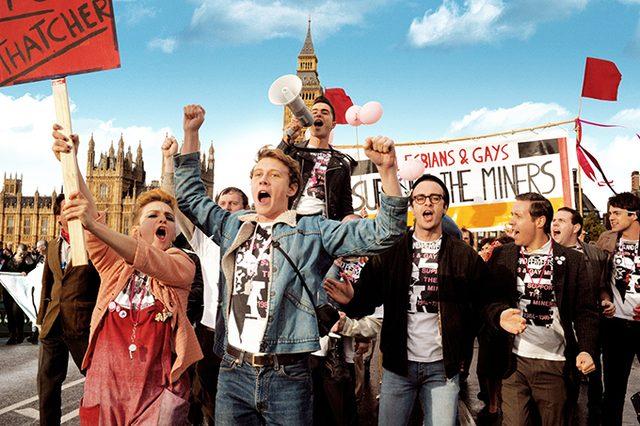 画像3: 皆さんご注目を! イギリス美男子スターもメじゃないビル・ナイの魅力 映画『パレードへようこそ』とDVD『アバウト・タイム~愛おしい時間について~』