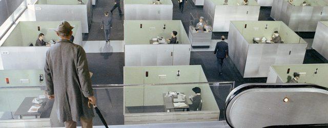 画像: フランスデイも開催。 なんと、ジャック・タチ監督の名作『プレイタイム』も---。