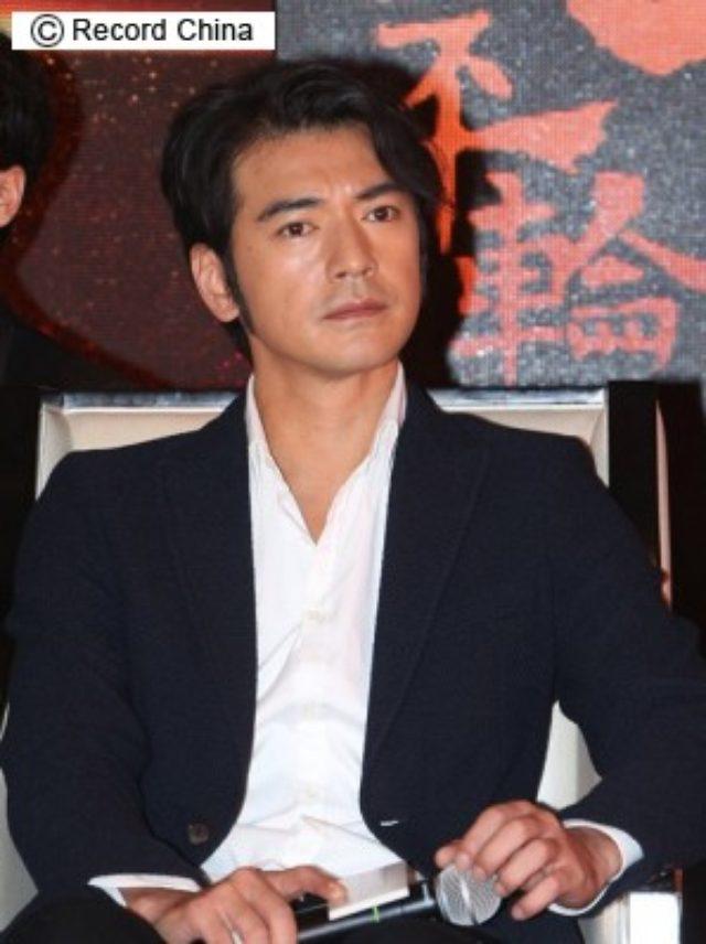 画像: 金城武 http://www.recordchina.co.jp/a107650.html