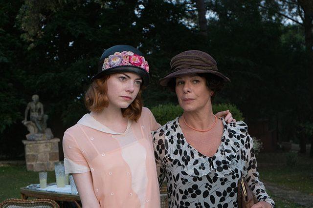 画像: Photo: Jack English (c)2014 Gravier Productions, Inc エマ・ストーン演じるソフィと、マーシャ・ゲイ・ハーデン演じるその母親