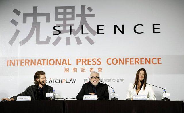 画像1: スコセッシ監督20年間構想を温めてきた、 遠藤周作原作の「沈黙」の映画化。 ついに、クランクアップ!