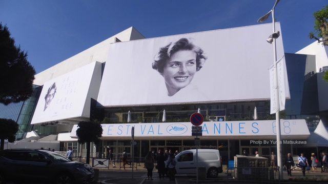画像: カンヌ国際映画祭開幕!