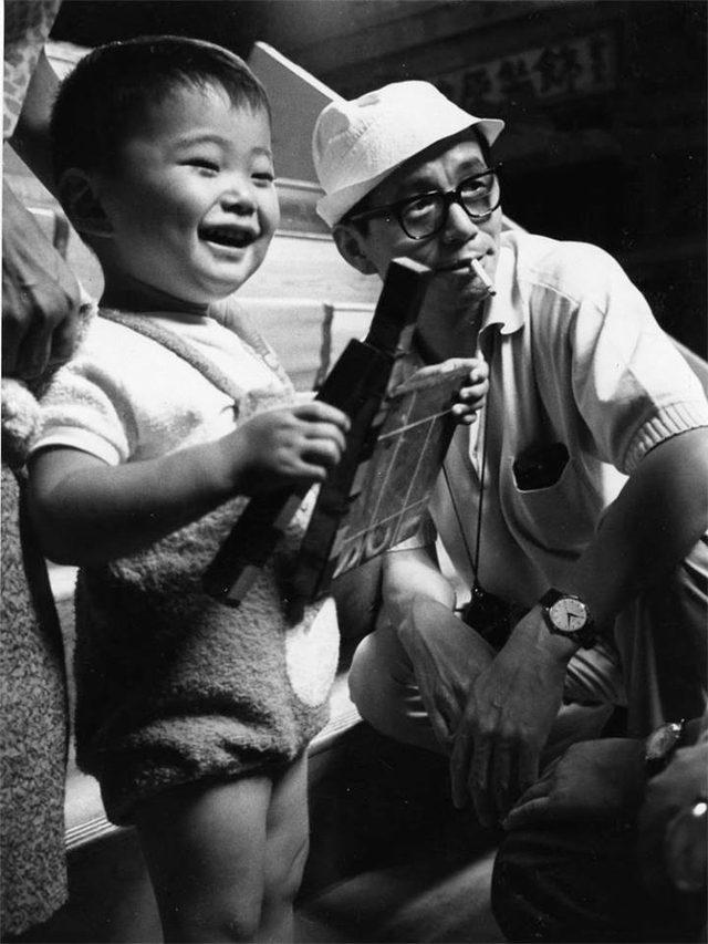 画像: (c)京都文化博物館フィルムシアター、 映画監督市川崑の世界。5月21日と24日は『私は二歳』(1962)。 http://www.bunpaku.or.jp/exhi_film/schedule/#title01