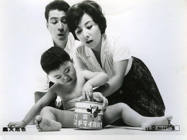 画像1: (c)京都文化博物館フィルムシアター、映画監督市川崑の世界。5月21日と24日は『私は二歳』(1962)。 http://www.bunpaku.or.jp/exhi_film/schedule/#title01