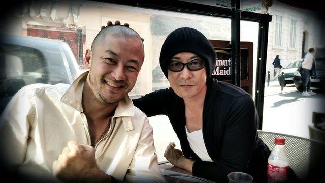 画像: 浅野忠信&永瀬正敏 https://www.facebook.com/masatoshi.earl.nagase?fref=ts