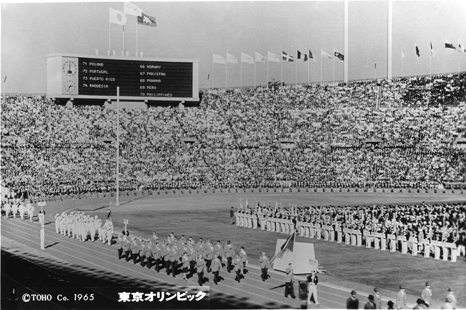 映画監督市川崑の世界 東京オリンピック 1965 上映 当時 国民的