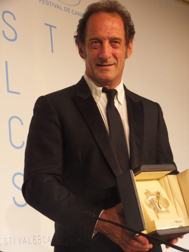 画像: 男優賞のヴァンサン・ランドン